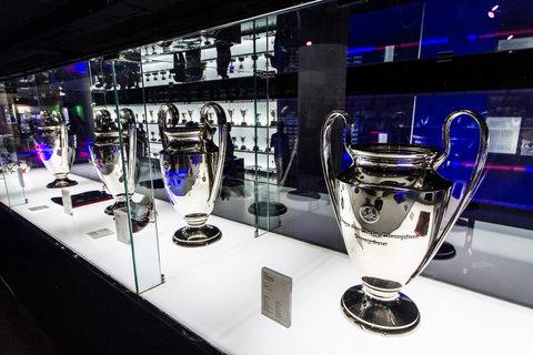 Champions League Pokale