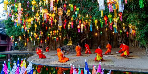 Chiang Mai: Reisebericht