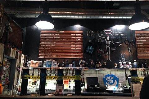 Brewdog Edinburg