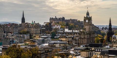 Edinburgh: Reisebericht
