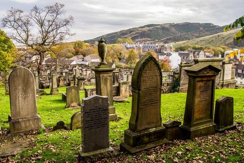 Friedhof an der Calton Road