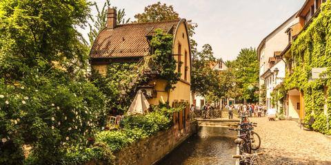 Freiburg im Breisgau: Reisebericht
