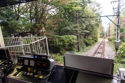 Hakone Tozen Cable Car