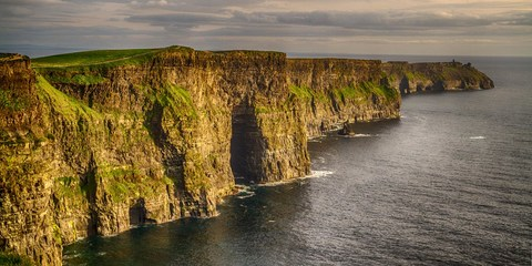 Durch den Burren zu den Cliffs of Moher