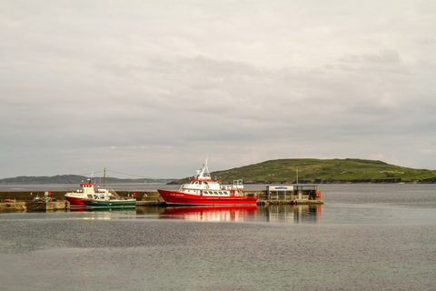 Cleggan Harbour