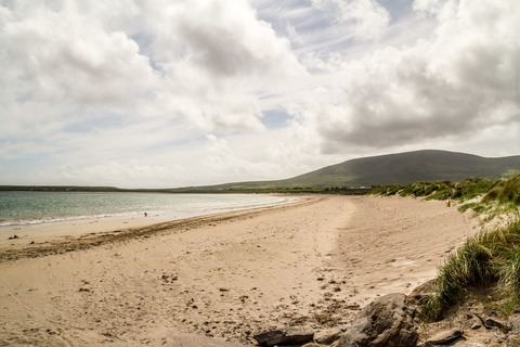 Ventry Harbour Beach