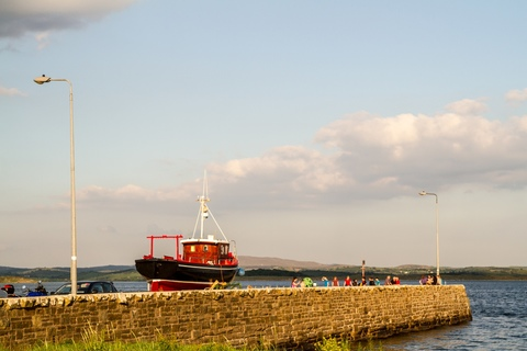 Mountcharles Pier