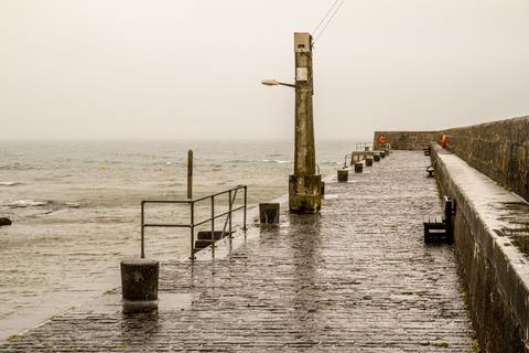 Enniscrone Pier