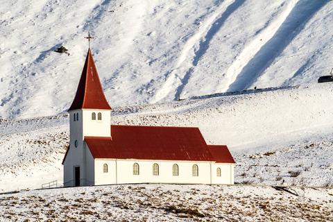 Kirche von Vík