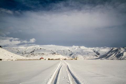 Aussicht von Eyjafjallajokull Visitor Centre