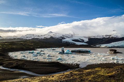 Fjallsárlón Gletscherlagune