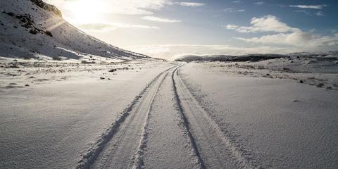 Ein Winter-Roadtrip durch Island