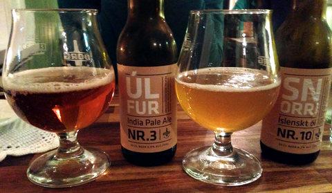 Bier im Suður-Vík