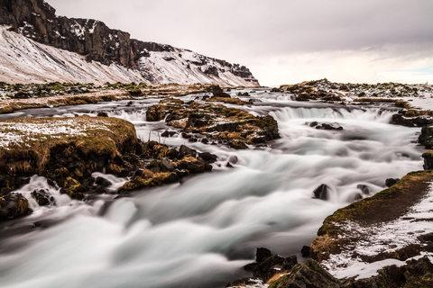Wasserfälle ohne Namen