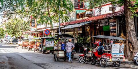 Phnom Penh: Reisebericht