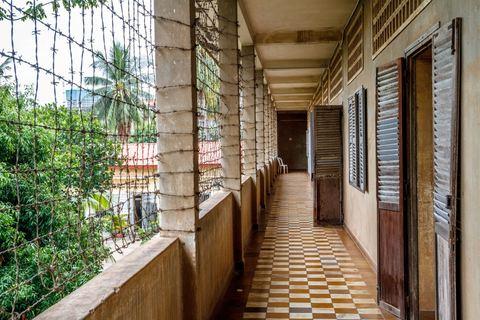 Tuol Sleng Genozid Museum