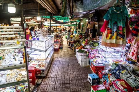 Thai Binh Market