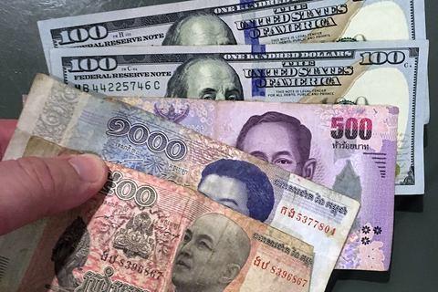 Währungen in Kambodscha