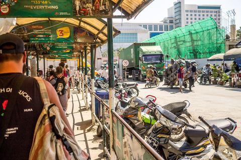 Grenzübergang Aranyaprathet