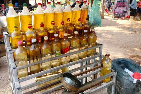 Tankstelle in Phnom Penh