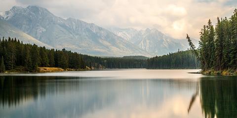 Auf nach Banff