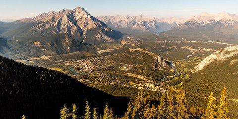 Banff und Umgebung