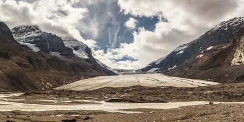 Zum Athabasca Glacier