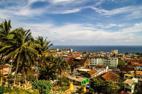 Aussicht vom Hotel El Castillo