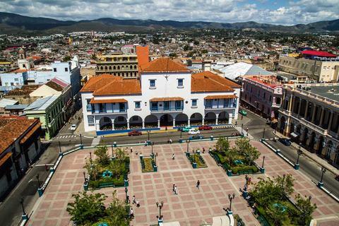 Ausblick von der Nuestra Senora de la Asuncion