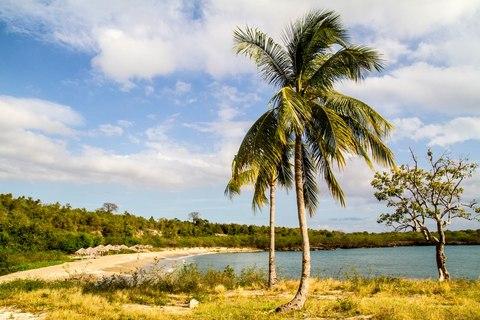 Strand beim Rio Caña