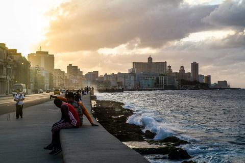 Havanna Malecón