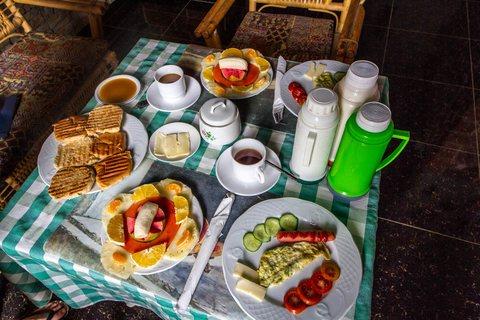 Frühstück Kuba