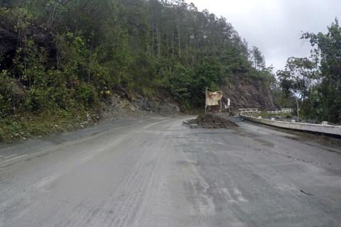 Die Leuchtturmstraße zwischen Santiago und Baracoa