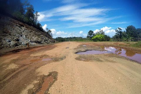 Straße von Baracoa nach Moa