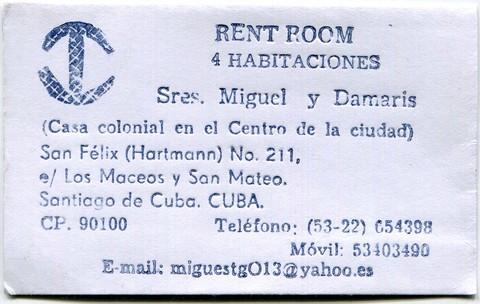 Casa Miguel y Damaris