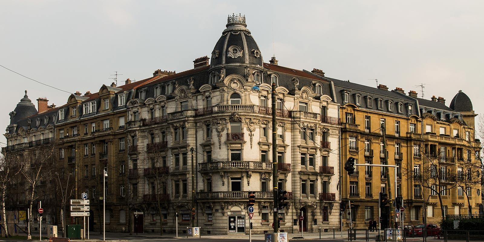 Hotel Metz Nahe Bahnhof