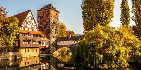 Nürnberg: Reisebericht