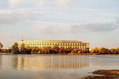 Kongresshalle auf dem Reichsparteitagsgelände