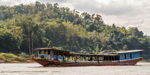 Pak Beng: Reisebericht