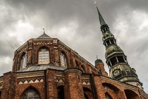 Riga Petrikirche