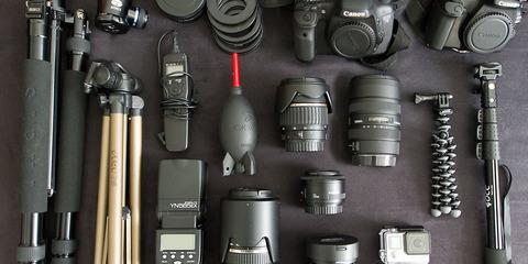 Fotoequipment für Städtetrips