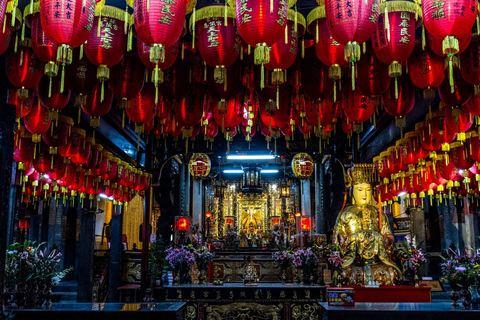 Shilin Cixian Temple