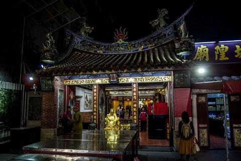 Xia Hai City God Temple