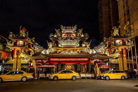 Songshan Ciyou Tempel