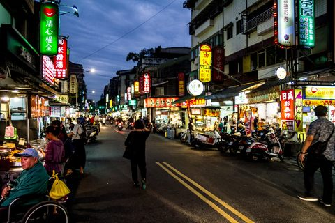 Dalong Street Night Market