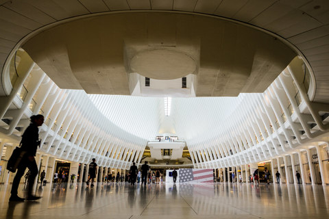 The Oculus im WTC Transportation Hub