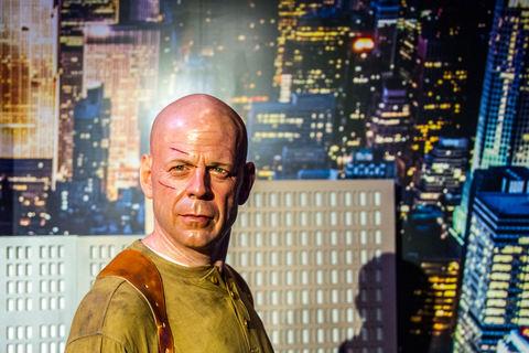 Bruce Willis als John McClane aus Stirb Langsam