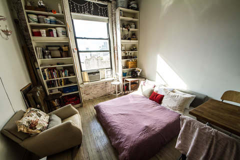 Unser Airbnb Apartment in Manhattan