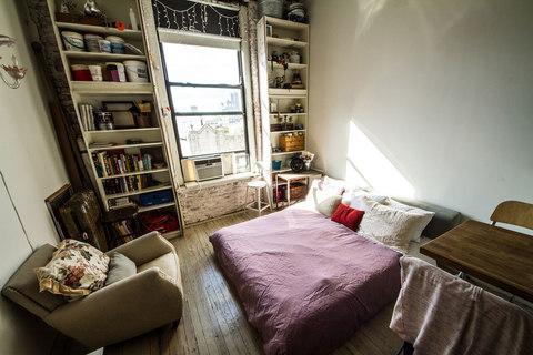 Unser Airbnb Apartment in Manhattan