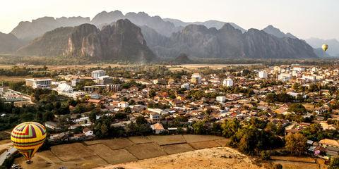 Vang Vieng: Reisebericht